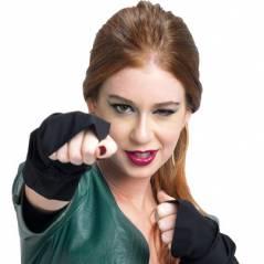 Marina Ruy Barbosa vira heroína em campanha pelo Dia do Câncer