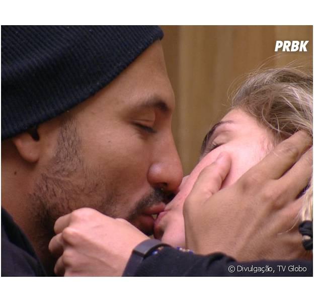 """Fernando e Aline são o segundo casal do """"BBB15""""!"""