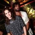 Bruna Marquezine e Marlon Teixeira estão mais assumidos do que nunca, após passarem o Réveillon juntos