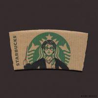 No copo do Starbucks: veja os melhores desenhos zoeira no tradicional copo de café!