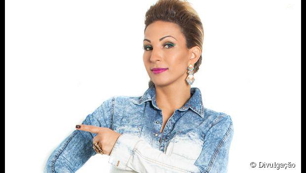 Valesca fala sobre o Big Brother Brasil 15 e diz que é fã do reality