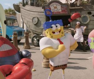 """""""Bob Esponja - Um Herói Fora D'Água"""" promete não decepcionar o público"""