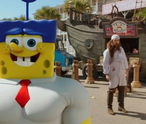 """Pra quem gosta da criaturinha amarela mais amada dos cinemas, """"Bob Esponja - Um Herói Fora D'Água"""" já tá garantido"""