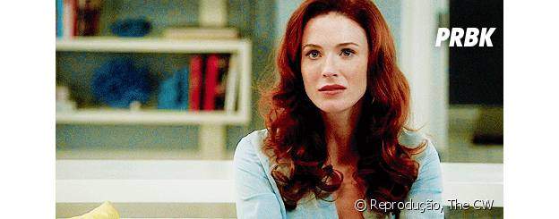 "Em ""Jane the Virgin"": na 1ª temporada, Rose (Bridget Regan) é Sin Rostro!"