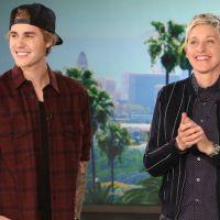 "Justin Bieber aparece novamente no ""The Ellen DeGeneres Show"" e fala sobre vídeo de desculpas a fãs"