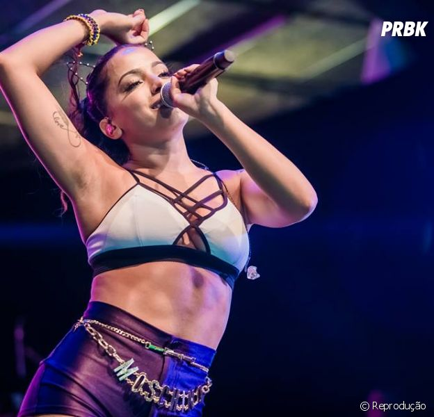 Anitta No Grammy Awards Confira Como Seria A Apresentacao Da