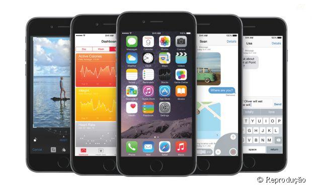 Apple lança nova versão do iOS com modificações no teclado Emoji