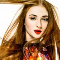 "Sophie Turner, de ""Game of Thrones"", compara as personagens Sansa e Jean Grey, de ""X-Men"""