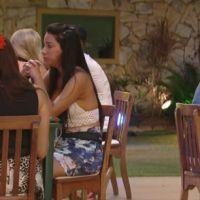 "No ""BBB15"": Talita chora durante briga com Rafael na festa italiana!"