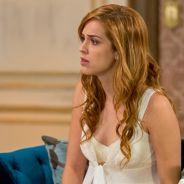 """Novela """"Alto Astral"""": Gaby (Sophia Abrahão) descobre caso de Gustavo e Bélgica, mas vilã nega tudo!"""