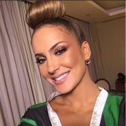 Claudia Leitte fala sobre ser Rainha de Bateria da Mocidade no Carnaval 2015 do Rio de Janeiro!