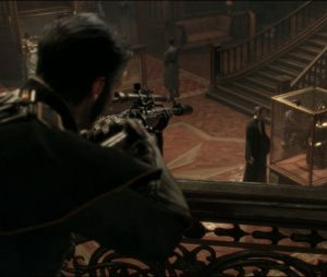 "Gameplay que demonstra ""The Order: 1886"""