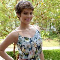"""Isabella Santoni, da novela """"Malhação"""", conta sua relação com o Muay Thai: """"Eu sou muito intensa"""""""
