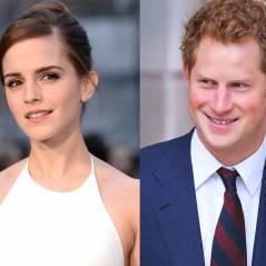 Emma Watson e príncipe Harry juntos? Confira 5 motivos para já amar o casal!