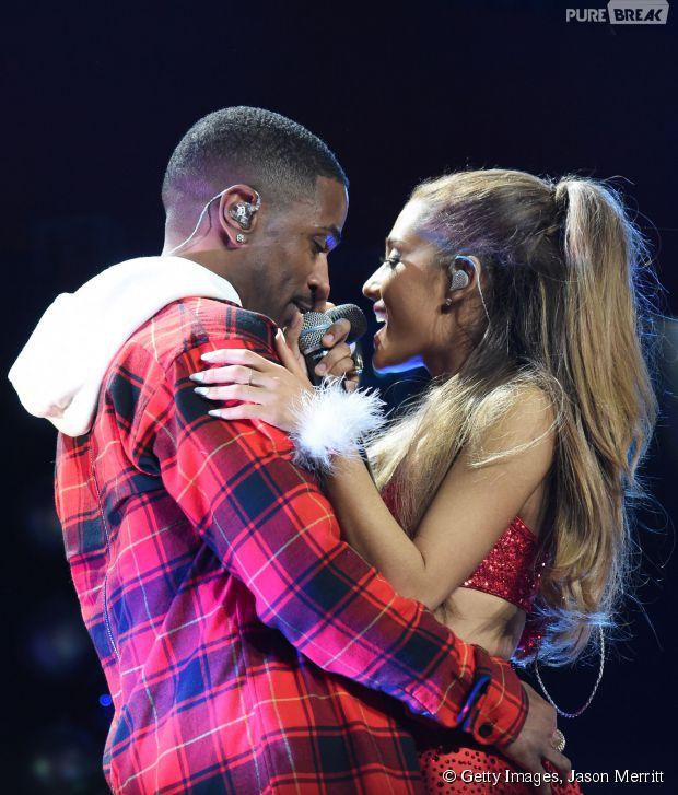 Ariana Grande publica vídeo romântico para ajudar Big Sean a divulgar o novo CD