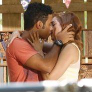 """Novela """"Alto Astral"""": Gaby (Sophia Abrahão) e Emerson (Sérgio Malheiros) se beijam pela 1ª vez!"""
