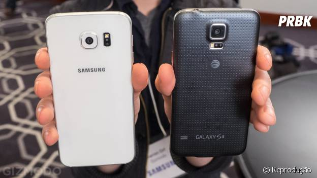 iPhone 6 Vs. Galaxy S6 Edge
