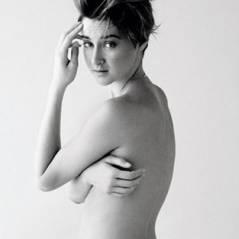 """Shailene Woodley, de """"Insurgente"""", faz topless e comenta nudez: """"Eu não faço sexo usando sutiãs"""""""