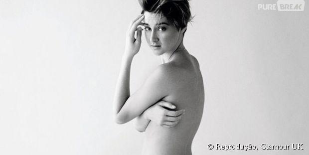 """Shailene Woodley, de """"Divergente"""""""