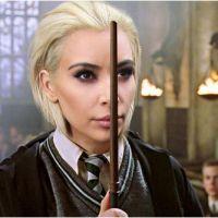 Kim Kardashian vira memes na internet por causa de novo visual platinado! Confira!
