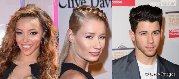 Tinashe e Nick Jonas desistem de show de abertura do show de Iggy Azalea!