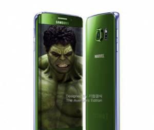 """Esperamos que Samsung Galaxy S6 do Hulk, de """"Os Vingadores 2"""" não exploda"""