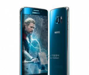 """Será que o Samsung Galaxy S6 do Thor, de """"Os Vingadores 2"""", consome muita energia?"""