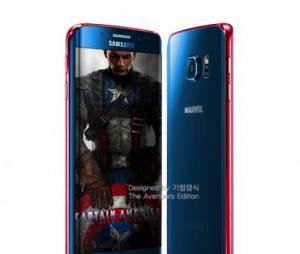 """Potente igual o Capitão América de """"Os Vingadores 2"""", o Samsung Galaxy S6 está prometendo desbancar o iPhone 6"""