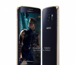 """Rápido como uma flecha? Esse é Samsung Galaxy S6, de """"Os Vingadores 2"""""""
