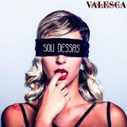 """Valesca Popozuda divulga capa do single """"Sou Dessas"""" e faz um protesto: """"Lutar contra o preconceito"""""""