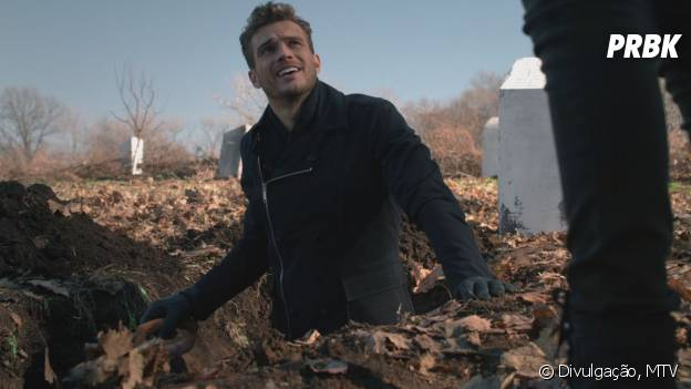 "No último episódio de ""Eye Candy"",Jake admite que é o assassino Flirtual!"