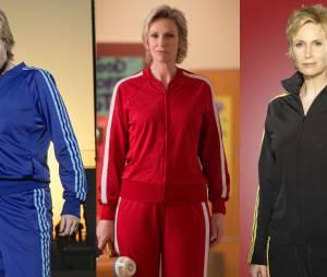 """Jane Lynch, a Sue Silvester, pegou três roupas da personagem de """"Glee"""""""