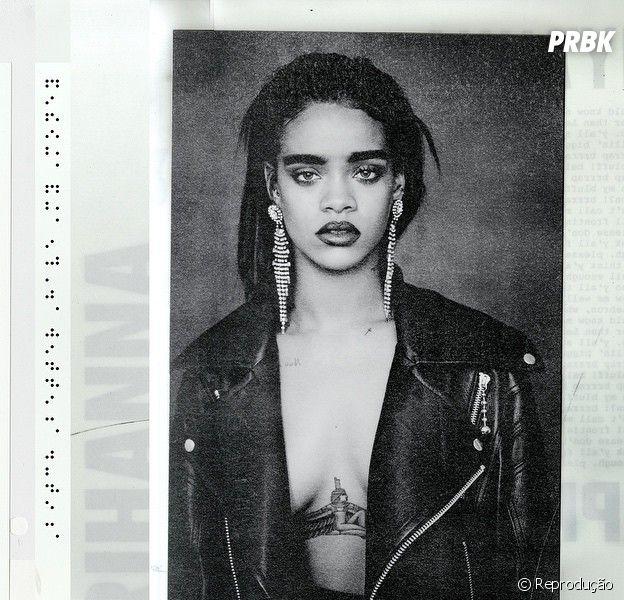 """Rihanna lança """"Bitch Better Have My Money"""": Ouça!"""