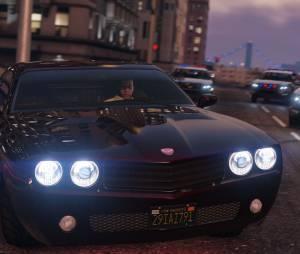 """""""GTA V"""" vai rodar em 60 quadros por segundo, deixando os movimentos do jogo mais suaves e fluidos"""