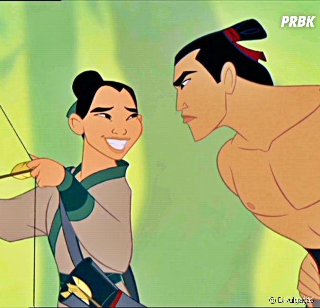 Mulan, clássico da Disney