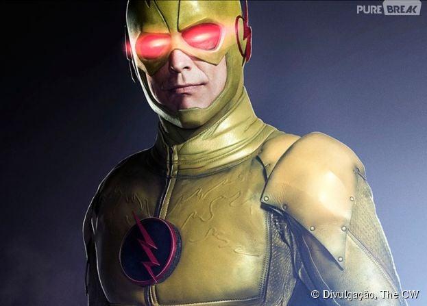 """Em """"The Flash"""", o Flash Reverso tem outra identidade!"""