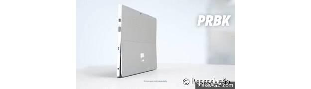 Surface 3 vai ser lançado em 5 de maio de 2015