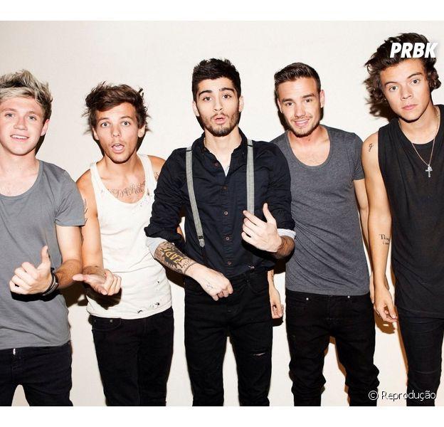 Canal do One Direction no Vevo bomba após saida de Zayn Malik