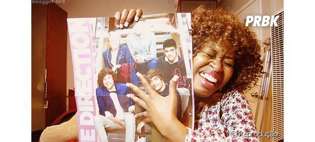 Fãs do One Direction mostram apoio nas redes sociais
