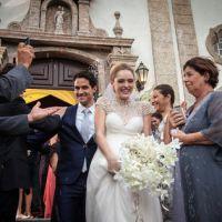 """Novela """"Sete Vidas"""": Júlia (Isabelle Drummond) e Edgard (Fernando Belo) se casam!"""