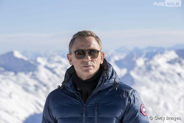 """Daniel Craig, o James Bond da franquia """"007"""", sofre acidente durante filmagens do longa"""