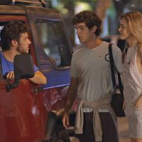 """Novela """"Sete Vidas"""": Pedro (Jayme Matarazzo) evita Júlia (Isabelle Drummond) e causa climão!"""