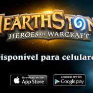 """Game """"Hearthstone"""" chega aos celulares! Agora você pode carregar seus decks na palma da mão"""