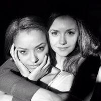"Nina Dobrev, de ""The Vampire Diaries"", ganha despedida emocionada de Kat Graham no Instagram"