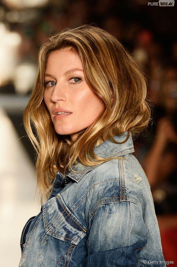 Gisele Bündchen publica foto do início da carreira como modelo e agradece fãs pelo apoio