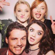 """De """"Game of Thrones"""", Arya, Sansa e Daenerys: compare o antes e depois dos atores e seus personagens"""