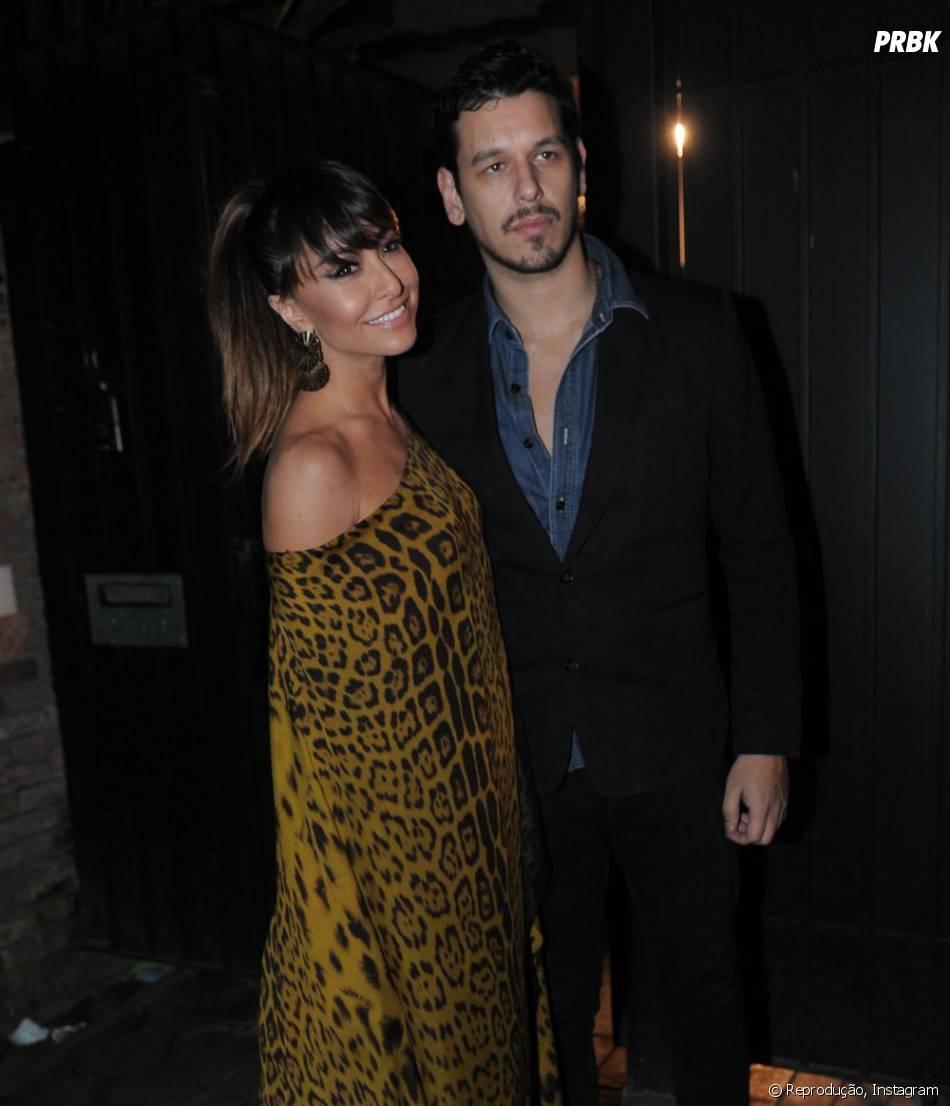 Sabrina Sato namora há dois anos com o ator João Vicente de Castro, do Porta dos Fundos