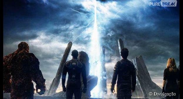 """O novo trailer de """"Quarteto Fantástico"""" foi divulgado neste último domingo (19)"""