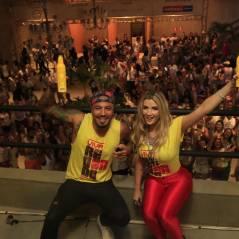 """Do """"BBB15"""", Fernando e Aline são clicados se divertindo juntos em micareta na Bahia!"""