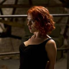"De ""Os Vingadores 2"": Chris Evans e Jeremy Renner xingam Viúva Negra de ""vadia"" e se arrependem"